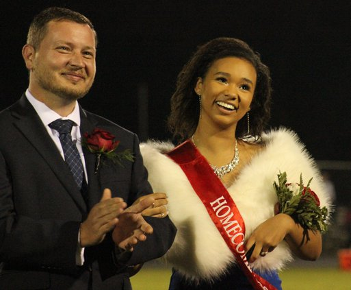 Dorian Stokes homecoming queen