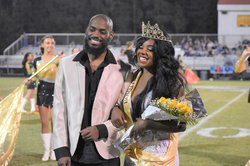 Taylor Watkins, RHHS  homecoming queen