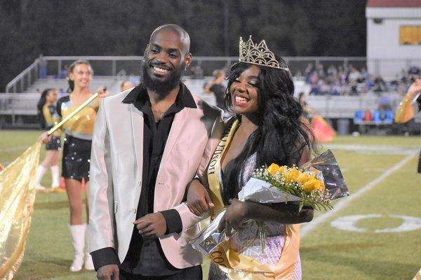 Taylor Watkins, RHHS  homecoming queen