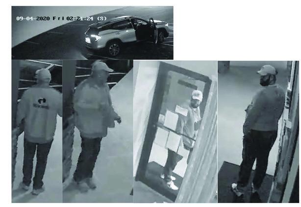 Holtzman robbery