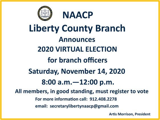 NAACP Vote