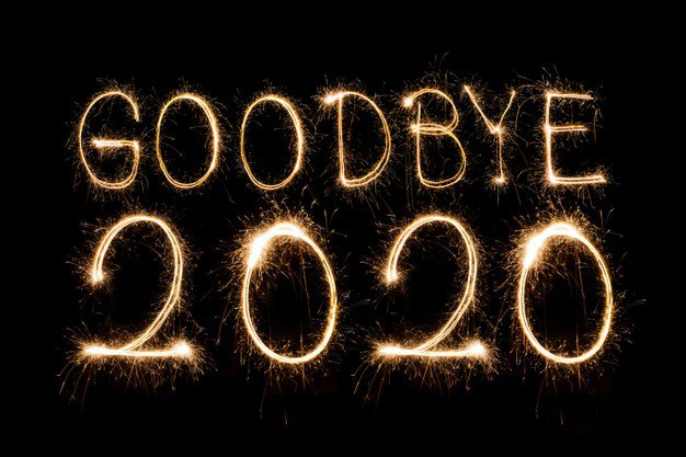 bye 2020