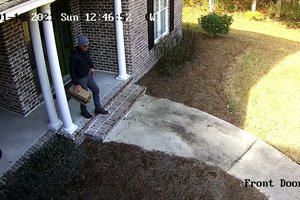 porch pirate still