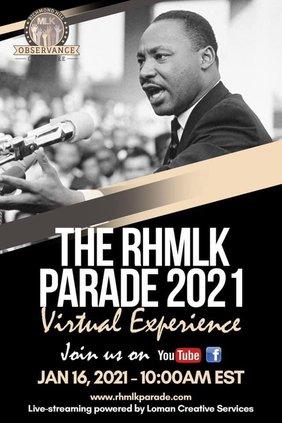MLK 2021 flyer