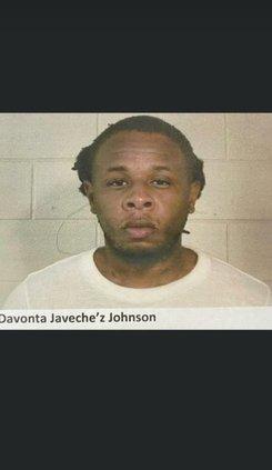 Johnson jail mug