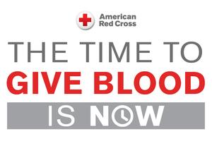 American red cross logo blood drives