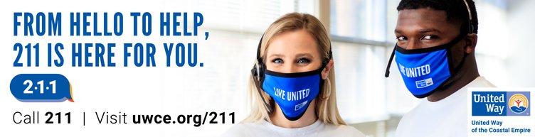United Way 211 day