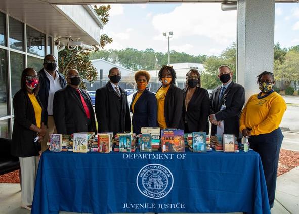 NAACP books