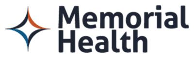 Memorial Health logo