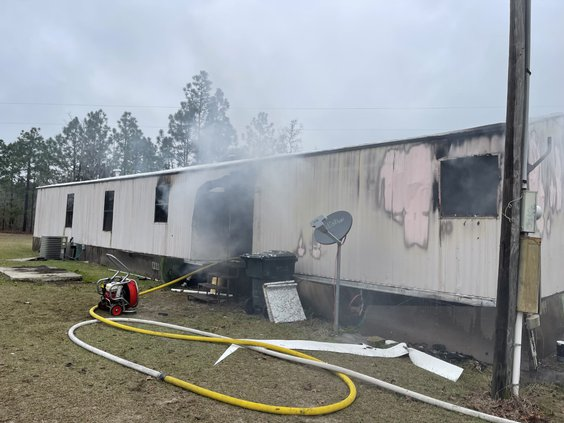 Long County fire 1