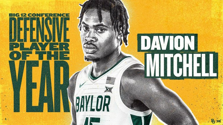 Mitchell DPOY