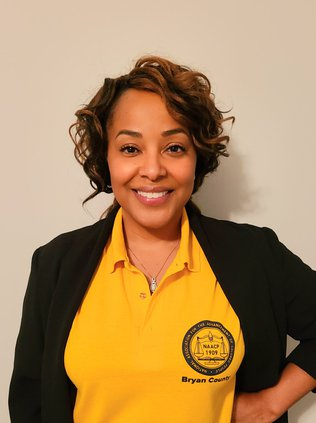 Candice Briggs NAACP
