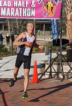 Brendan Vasher run 2