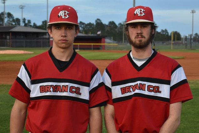 Jeremiah Bowman and Logan Brazell