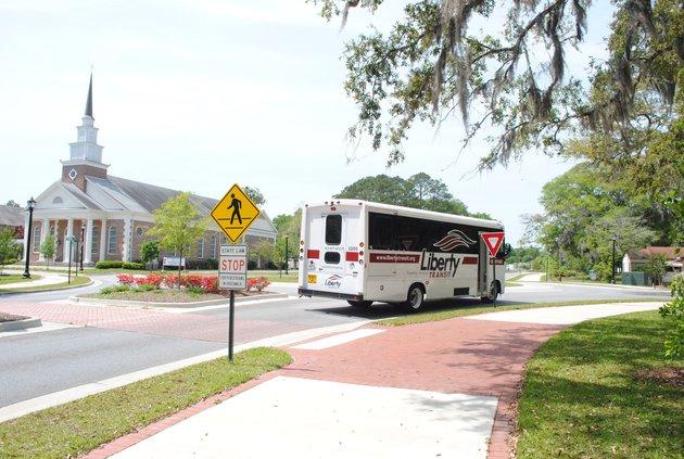 Liberty transit