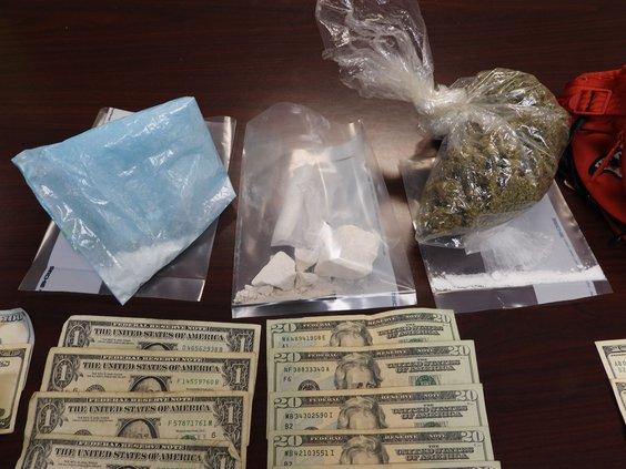 seized items