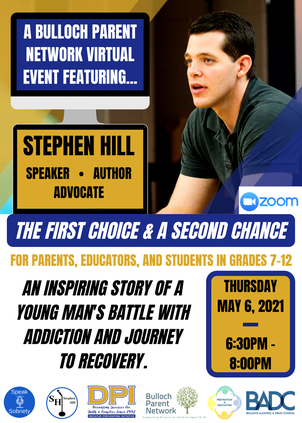 Stephen Hill event