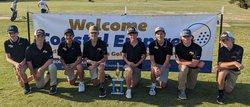 RHMS golf team
