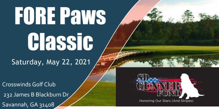 golf tournament SD Gunner Fund