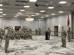 3rd ID sustainment change of command