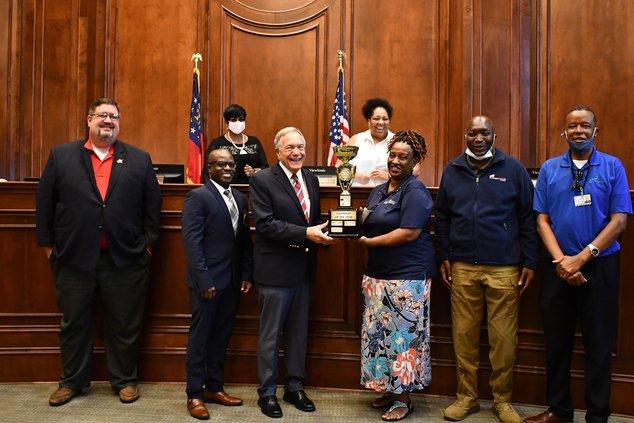 klb city award