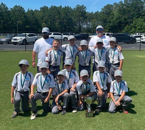 LC10U boys baseball