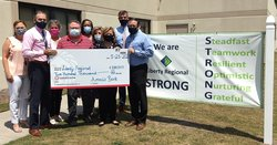 LRMC Donation photo