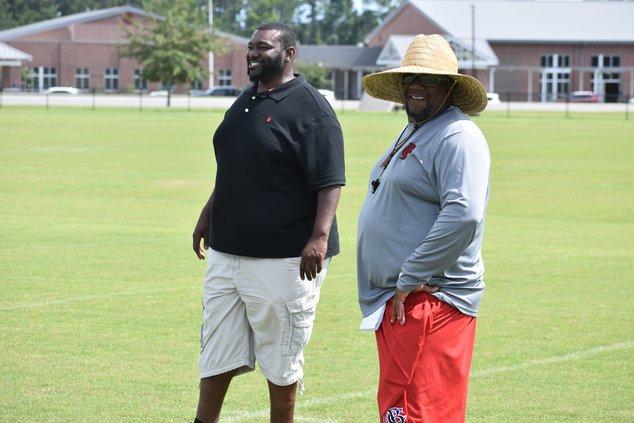 Reskins football coaches