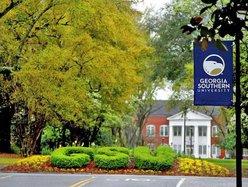 Georgia Southern University Sweetheart Circle