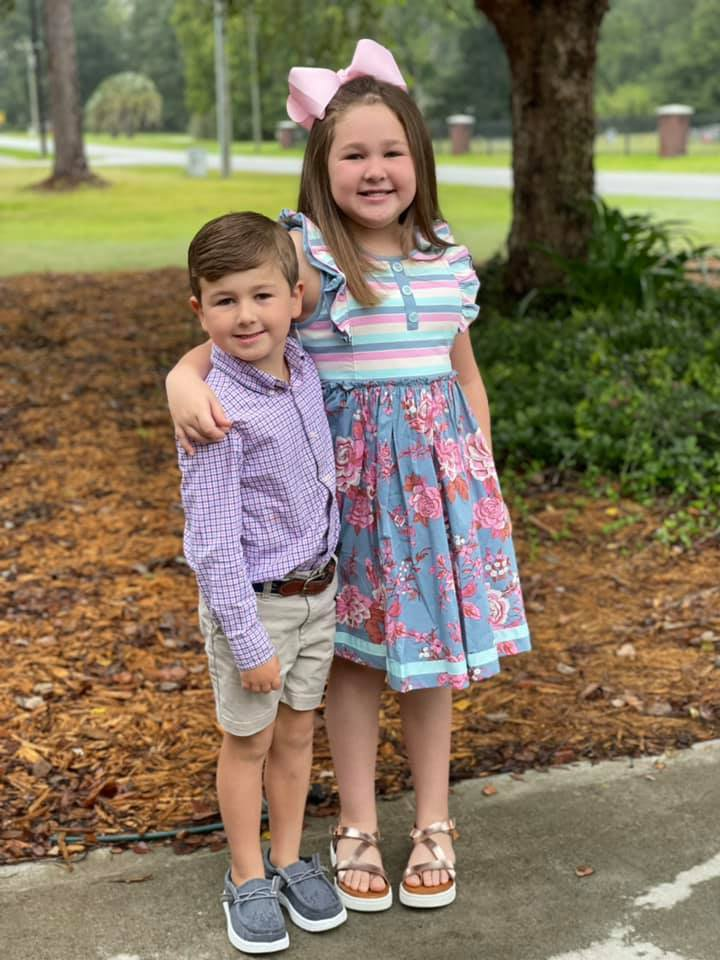 Jeremiah and Lily Walraven, 1st and 4th grade, BCES.jpg