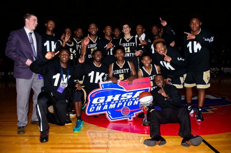 2016 Liberty County Basketball State Champions