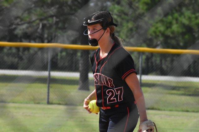 Bryan county softball