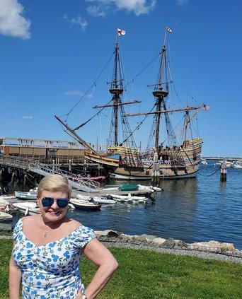 Lesley Francis Mayflower