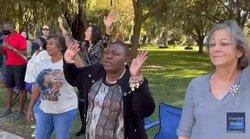 arbery prayer vigil